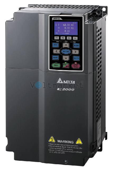 Преобразователь частоты Delta Electronics VFD110C43A