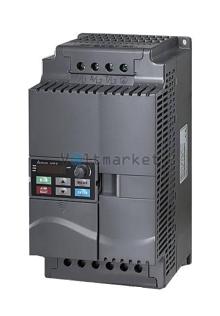 Преобразователь частоты Delta Electronics VFD007E43T