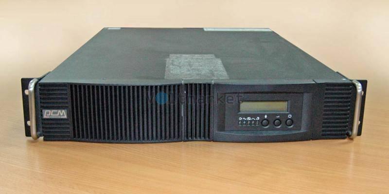 Источник бесперебойного питания Powercom VGD-3000-RM (2U)