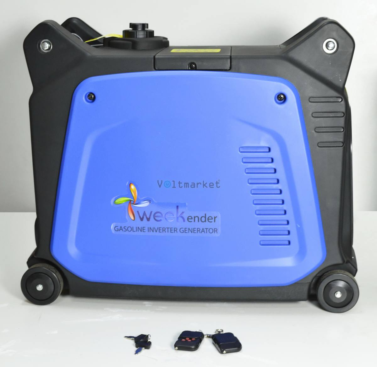 Инверторный бензогенератор Weekender X2600ie