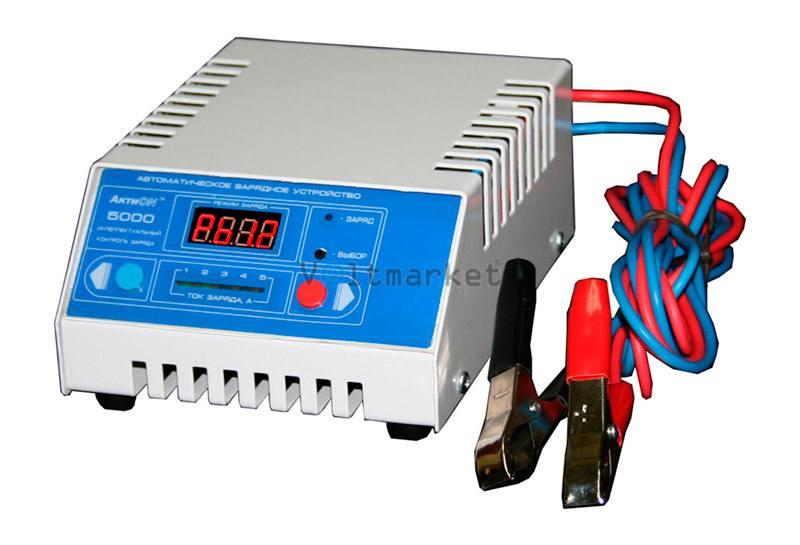 Зарядное устройство SinPro ЗУ 12-5000 Акти-ON