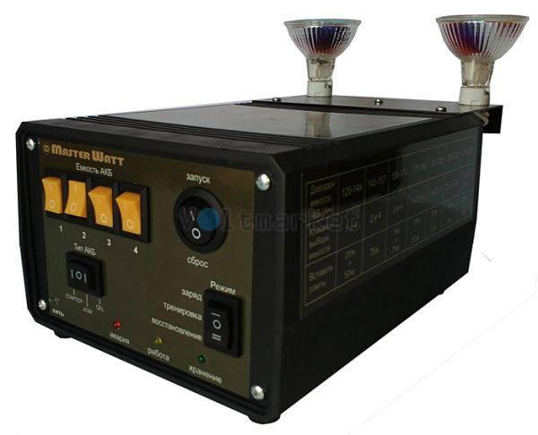 Зарядно-восстановительное устройство Master Warr ЗВУ 25А