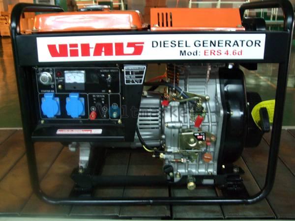 Дизельная электростанция VITALS ERS 4.6d