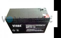 Аккумуляторные батареи ATABA  NP 12-7.2 (12V7.2Ah)