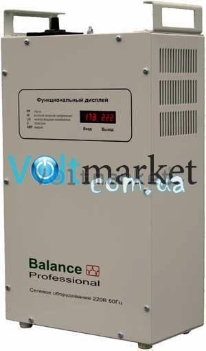 Стабилизатор напряжения однофазный тиристорный Balance СНО-14-H-Pro