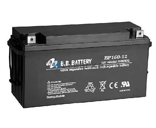 Аккумуляторная батарея B.B. Battery BP160-12/B9