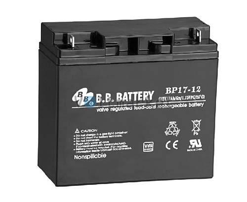 Аккумуляторная батарея B.B. Battery BP17-12/B1