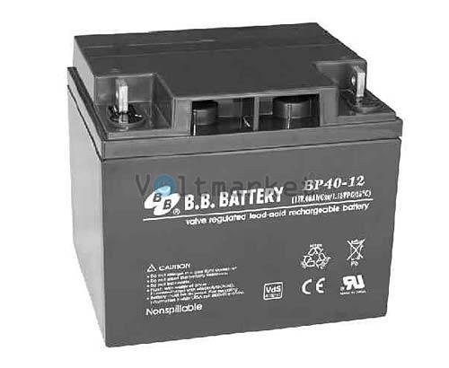 Аккумуляторная батарея B.B. Battery BP40-12/B2