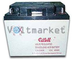 Аккумуляторная батарея CASIL CA 12400