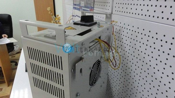 Однофазный стабилизатор напряжения BALANCE СНО-14L12
