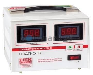 Однофазный стабилизатор напряжения ELIM СНАП-1500-П