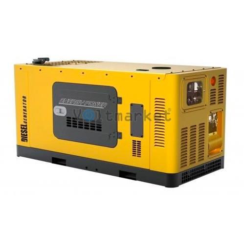 Дизельная электростанция ENERGY POWER EP12STA3