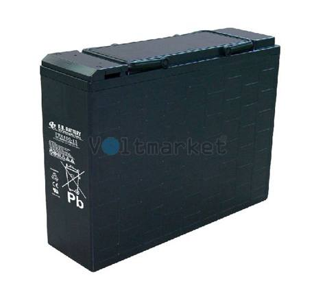 Аккумуляторная батарея B.B. Battery FTB100-12
