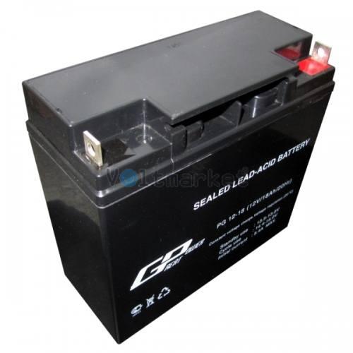 Аккумуляторная батарея GP 12V45AH