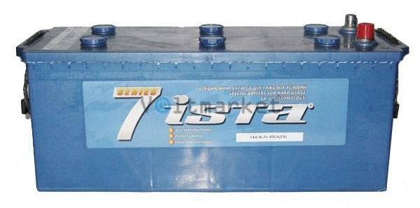 Аккумуляторная батарея ISTA 7 SERIES 6СТ-140 A1 640 22 02 L+