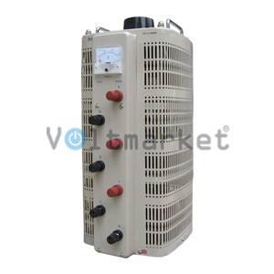 трехфазный лабораторный автотрансформатор RUCELF LTC-3-15000