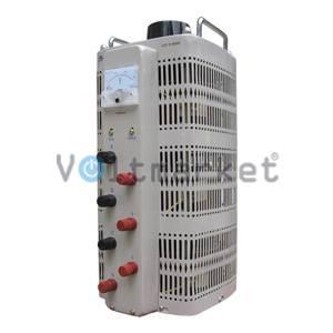 Лабораторный автотрансформатор трехфазный RUCELF LTC-3-6000