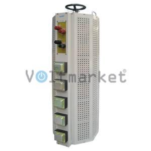 Лабораторный автотрансформатор регулируемый RUCELF LTC-40000