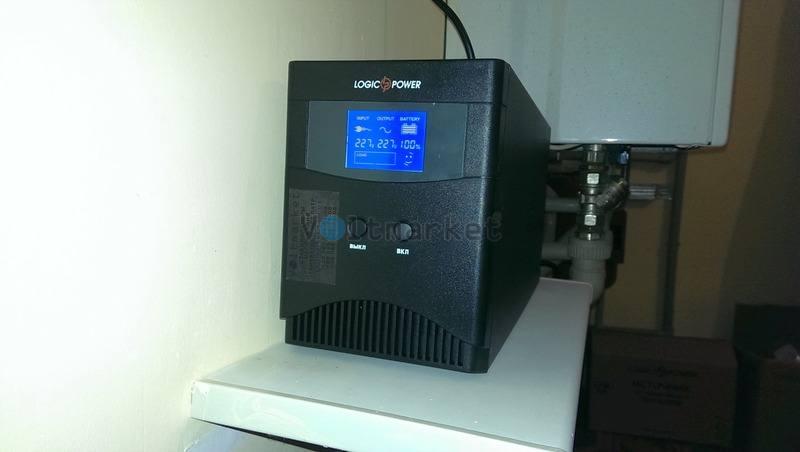 Источники бесперебойного питания LogicPower LPM-PSW-1000Va