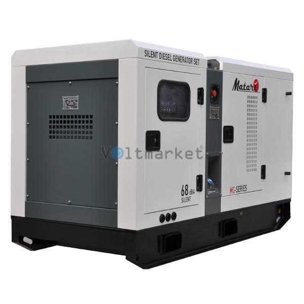 Дизельная электростанция Matari MR90