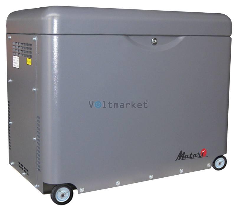 Дизельная электростанция Matari MDA 7500SE