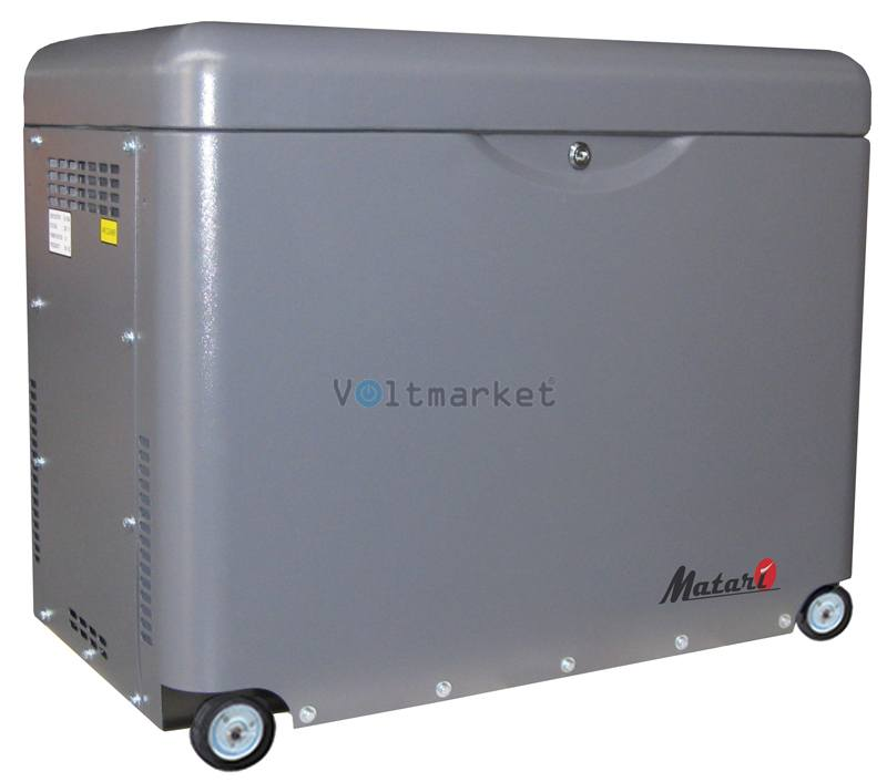 Дизельная электростанция Matari MD 7500SE