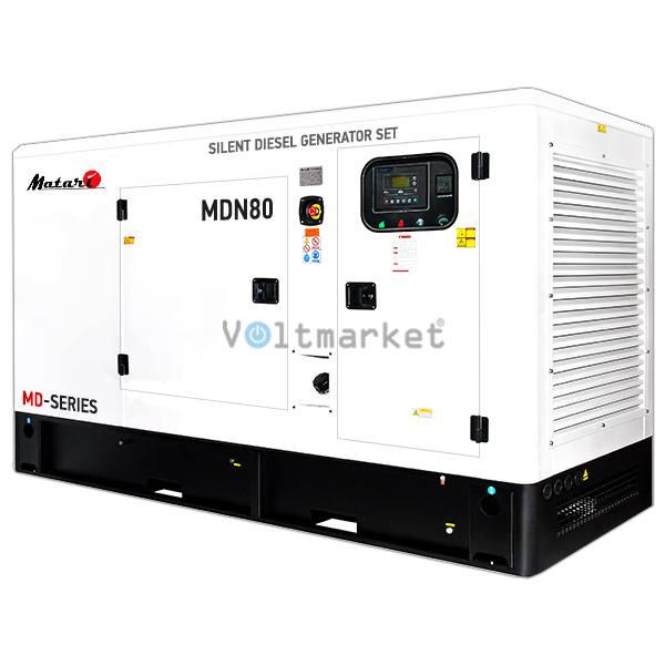 Дизельная электростанция Matari MDN80
