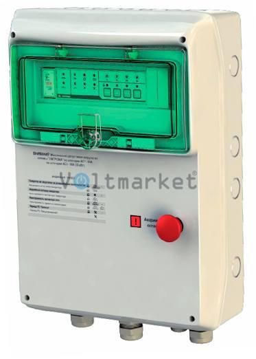Контроллер автоматического ввода резервного питания Porto Franco АВР K-63