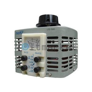 Лабораторный автотрансформатор однофазный RUCELF LTC-500