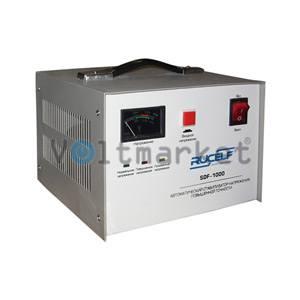 Сервоприводный стабилизатор напряжения Rucelf SDF-1000