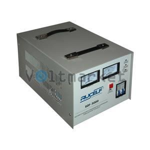 стабилизатор напряжения RUCELF SDF-5000 однофазный напольного типа