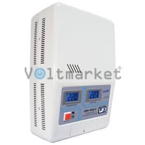 стабилизатор напряжения RUCELF SDW-5000-D