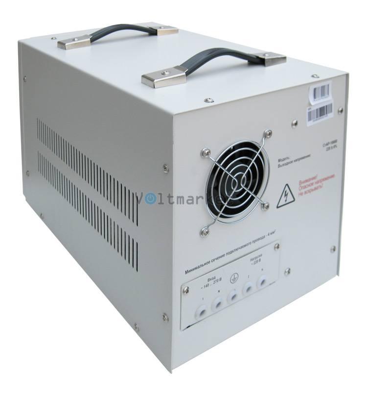 Стабилизатор напряжения однофазный релейный СТАБИК СтАР-10000