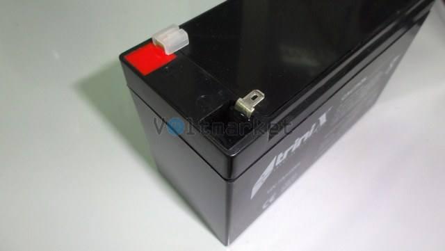Аккумуляторная батарея Trinix 12Volt7AH