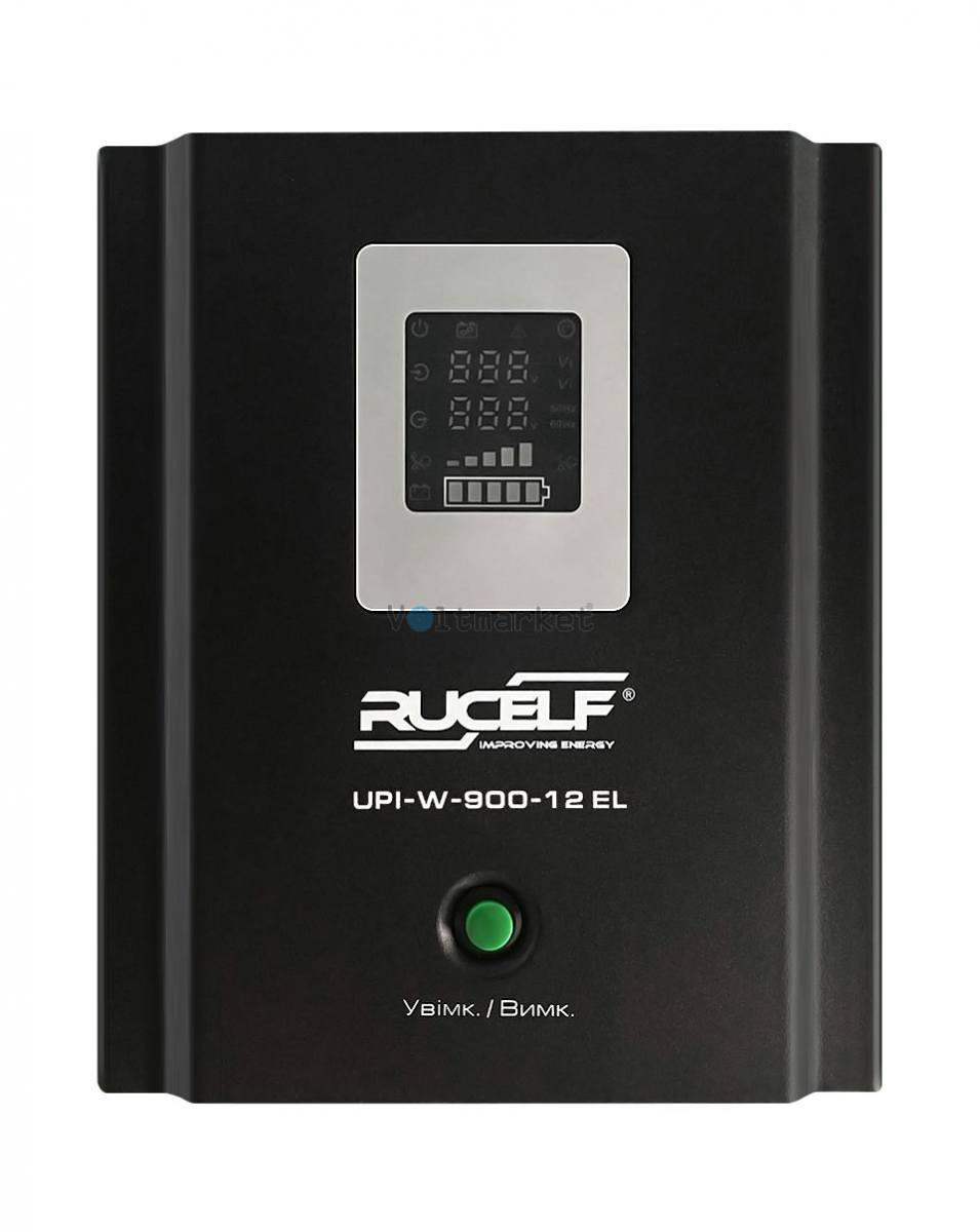 Источник бесперебойного питания RUCELF UPI-W-900-12 EL 550W