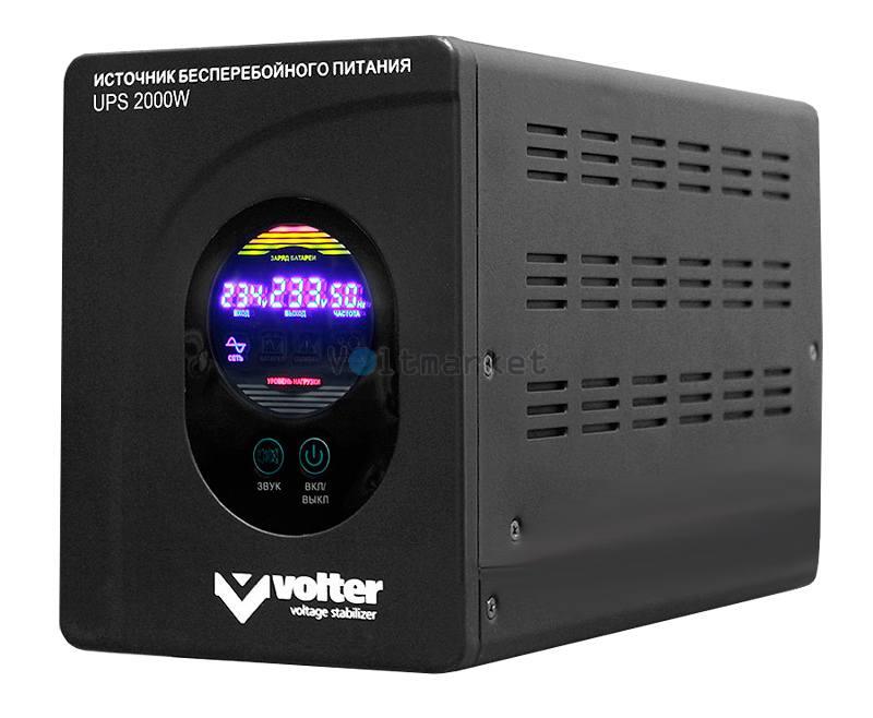 Источник бесперебойного питания Volter UPS-2000