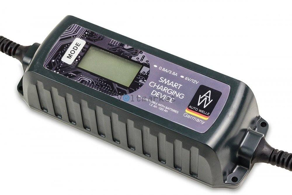 Зарядное устройство Auto Welle AW-0512