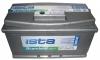Аккумуляторная батарея ISTA Standard 6СТ-90 A1 590 04 02 L+