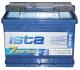 Аккумуляторная батарея ISTA 7 SERIES 6СТ-60 A2 560 22 02 L+