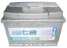 Аккумуляторная батарея ISTA Standard 6СТ-66 A1 566 04 02 L+