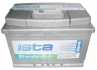 Аккумуляторная батарея ISTA Standard 6СТ-77 A1 577 04 02 L+