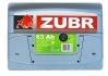 Автомобильная стартерная батарея ZUBR 6СТ-63 550А PREMIUM R+
