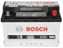 Аккумулятор стартерный BOSCH 6СТ-70H 0092S30070 R+