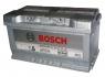 Аккумулятор стартерный BOSCH 6СТ-85Н 0092S50100 R+