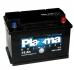 Аккумулятор стартерный Plazma Original 6СТ-75 575 62 04 R+