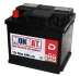 Аккумулятор стартерный MONBAT 6СТ-50 550 70 02 MF L+