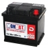 Аккумулятор стартерный MONBAT 6СТ-50 550 70 04 MF R+