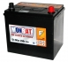 Аккумулятор стартерный MONBAT 6СТ-60 560 70 14 SMF R+