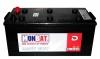 Аккумулятор стартерный MONBAT 6СТ-230 730 70 02 HD L+
