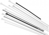 Стяжка кабельная нейлоновая RUCELF NCT-1020x9